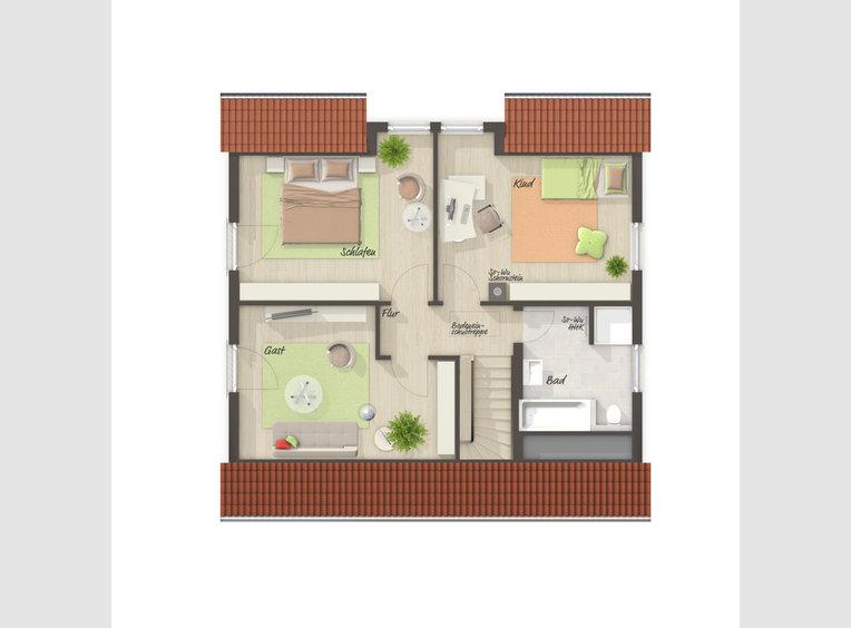 Maison à vendre 4 Pièces à Beckingen (DE) - Réf. 6886008