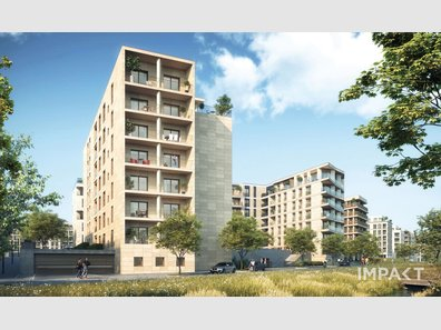 Appartement à vendre 1 Chambre à Luxembourg-Gasperich - Réf. 6734712