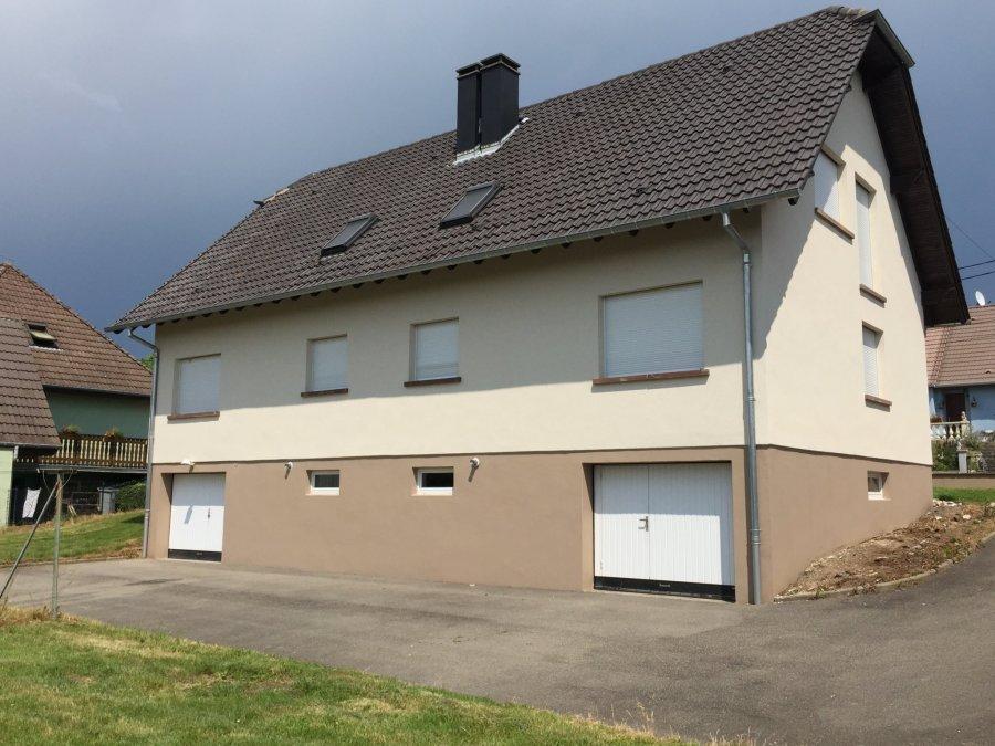 Appartement à louer F4 à Diemeringen