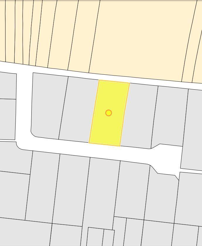 Terrain constructible à vendre à Bridel