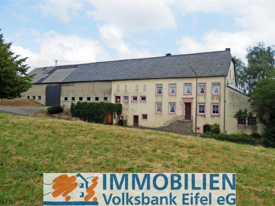 acheter ferme 6 pièces 155 m² weidingen photo 1