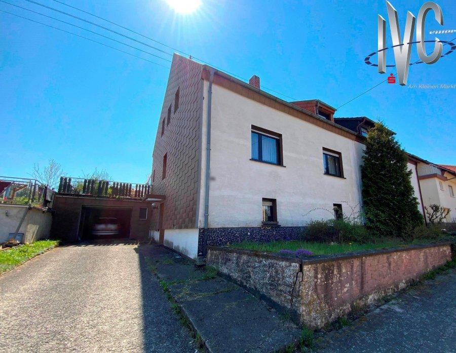 doppelhaushälfte kaufen 5 zimmer 133 m² schmelz foto 1