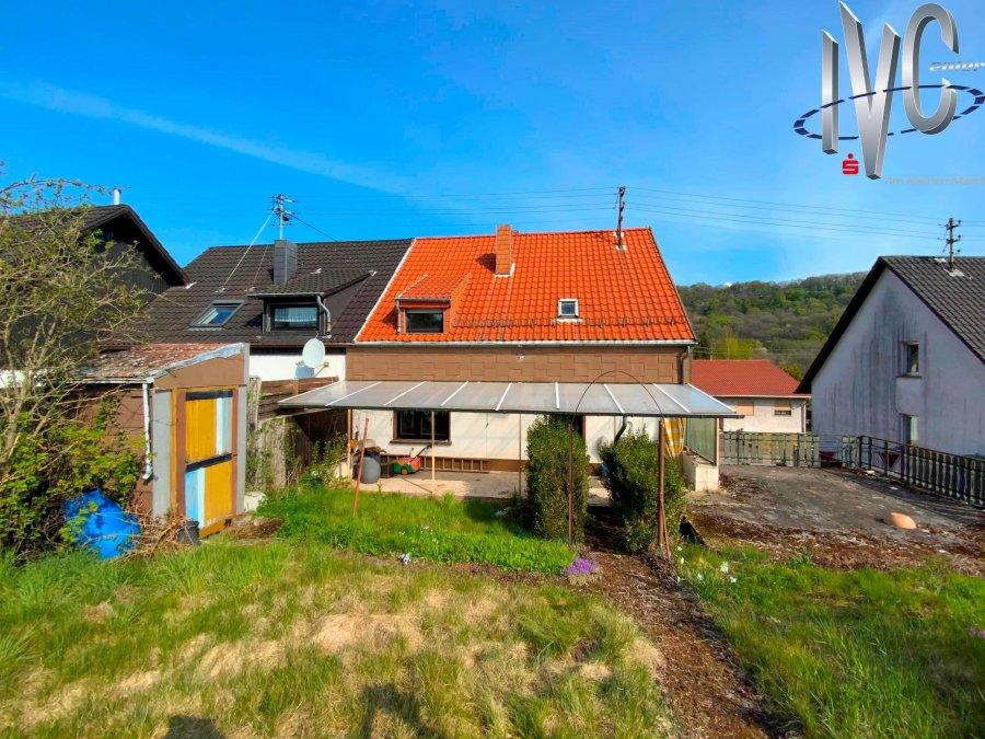 doppelhaushälfte kaufen 5 zimmer 133 m² schmelz foto 3