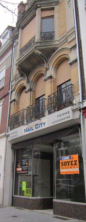 Immeuble de rapport à vendre F10 à Cambrai