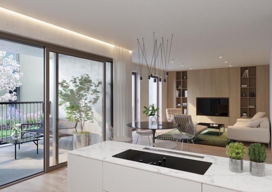 acheter appartement 1 chambre 92.06 m² ettelbruck photo 3