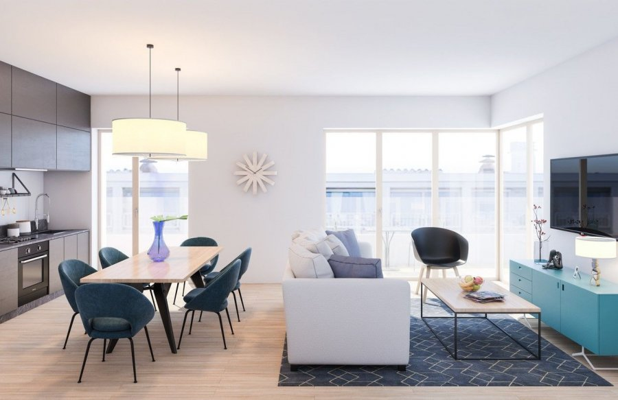acheter appartement 1 chambre 64.68 m² belval photo 6