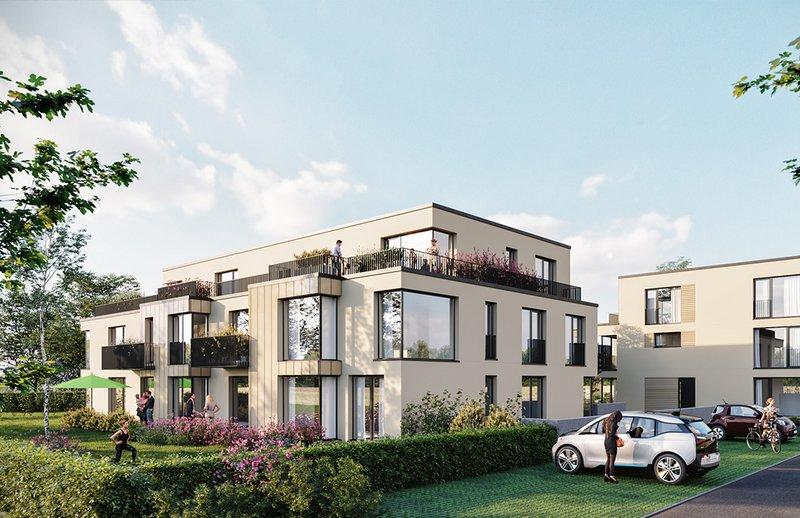 acheter appartement 0 chambre 96 m² oberkorn photo 2