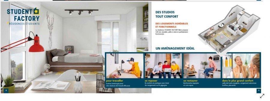 acheter appartement 1 pièce 19 m² metz photo 1