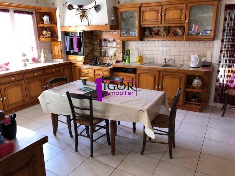 Maison à vendre F8 à Guemene penfao