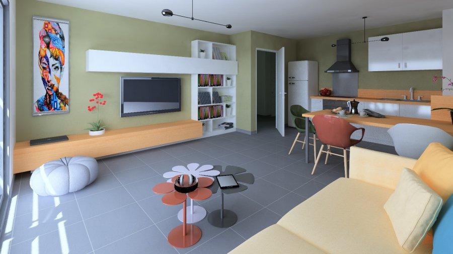 acheter appartement 3 pièces 59 m² talange photo 2