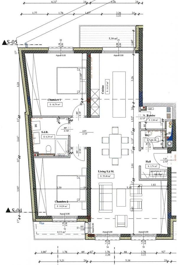 louer appartement 2 chambres 105 m² wiltz photo 7
