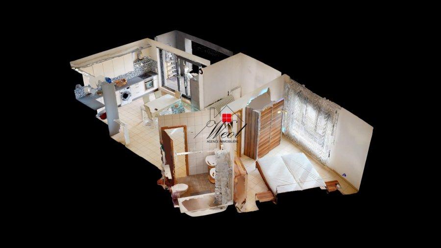 wohnung kaufen 1 schlafzimmer 52.36 m² luxembourg foto 7