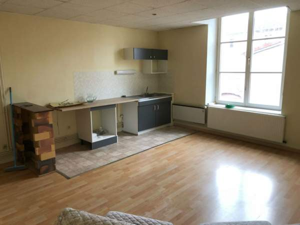 acheter appartement 2 pièces 47 m² lunéville photo 1