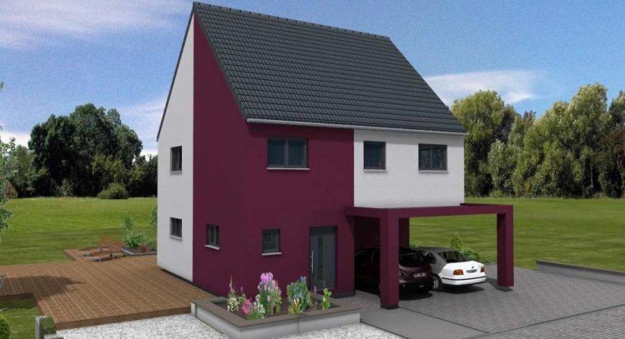 semi-detached house for buy 3 bedrooms 125 m² huldange photo 1