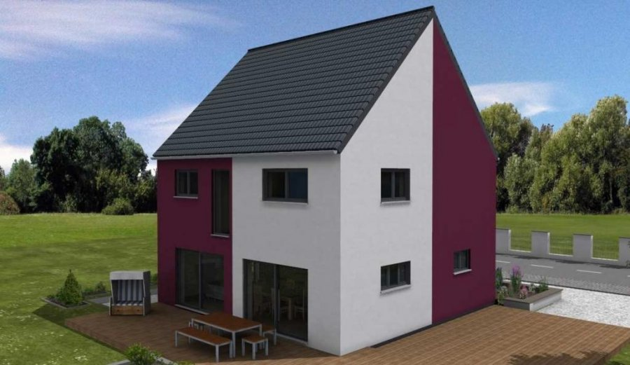 semi-detached house for buy 3 bedrooms 125 m² huldange photo 3