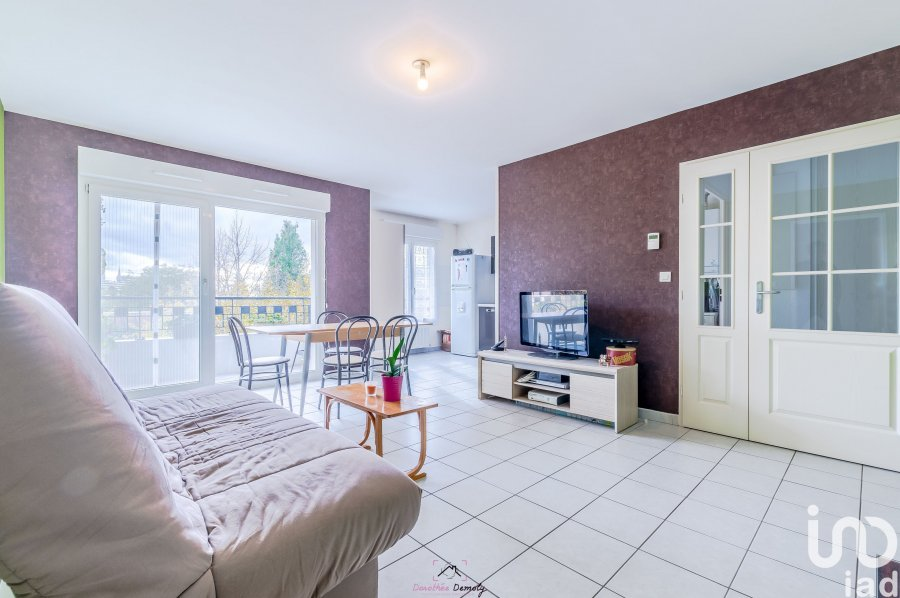 acheter appartement 3 pièces 69 m² metz photo 1
