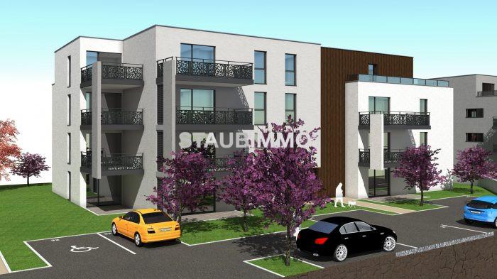 acheter appartement 3 pièces 61 m² blotzheim photo 1