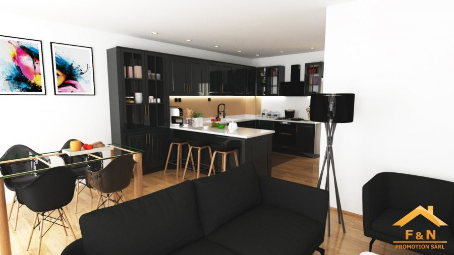 acheter appartement 2 chambres 80.38 m² boevange-sur-attert photo 1