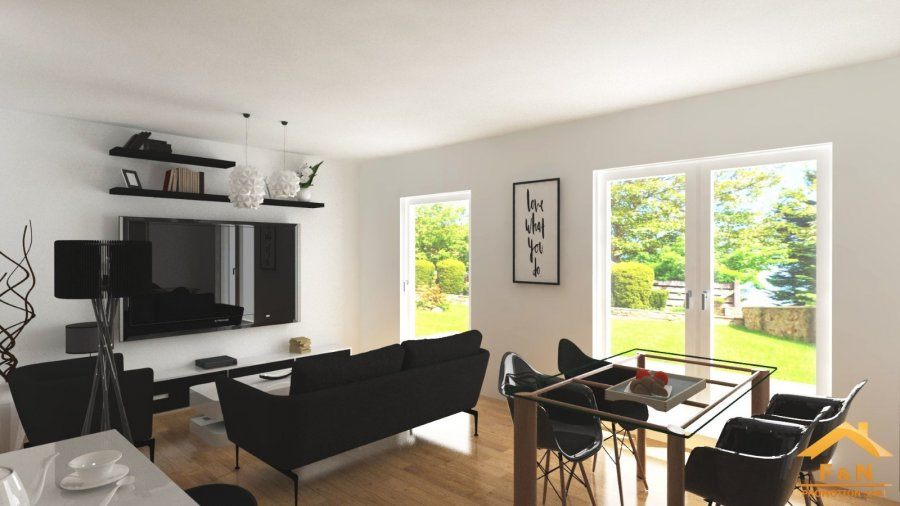acheter appartement 2 chambres 80.38 m² boevange-sur-attert photo 2