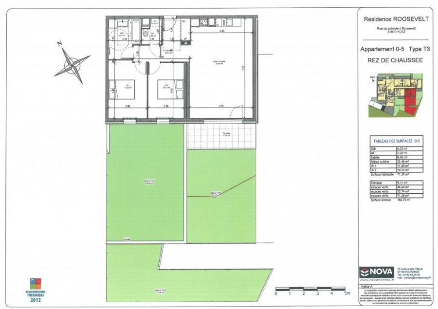 acheter programme neuf 0 pièce 67.15 à 99.42 m² yutz photo 2