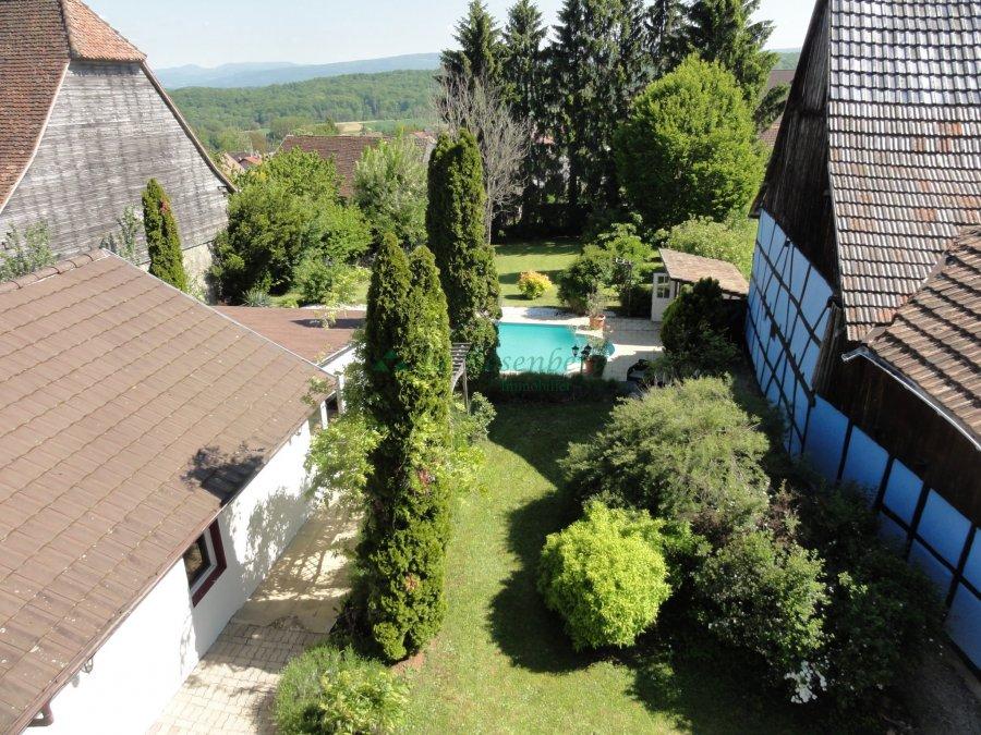 Maison à vendre F7 à Folgensbourg