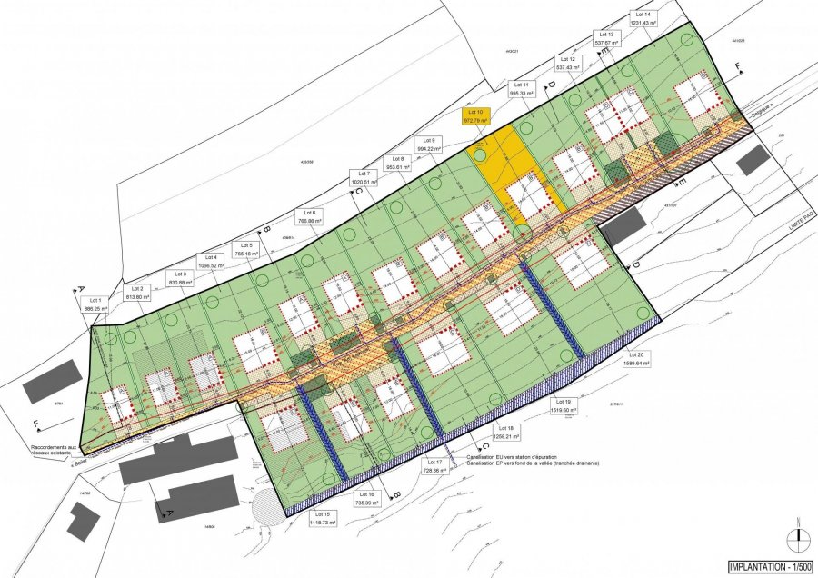 acheter terrain constructible 0 chambre 9.71 m² leithum photo 7