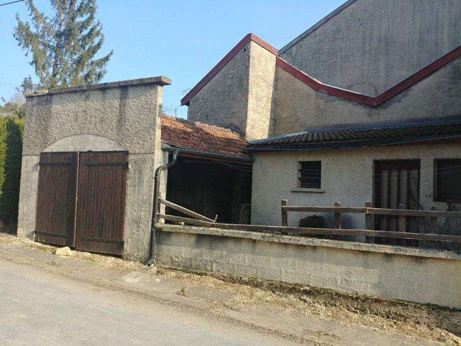 Maison à vendre F5 à Dannevoux