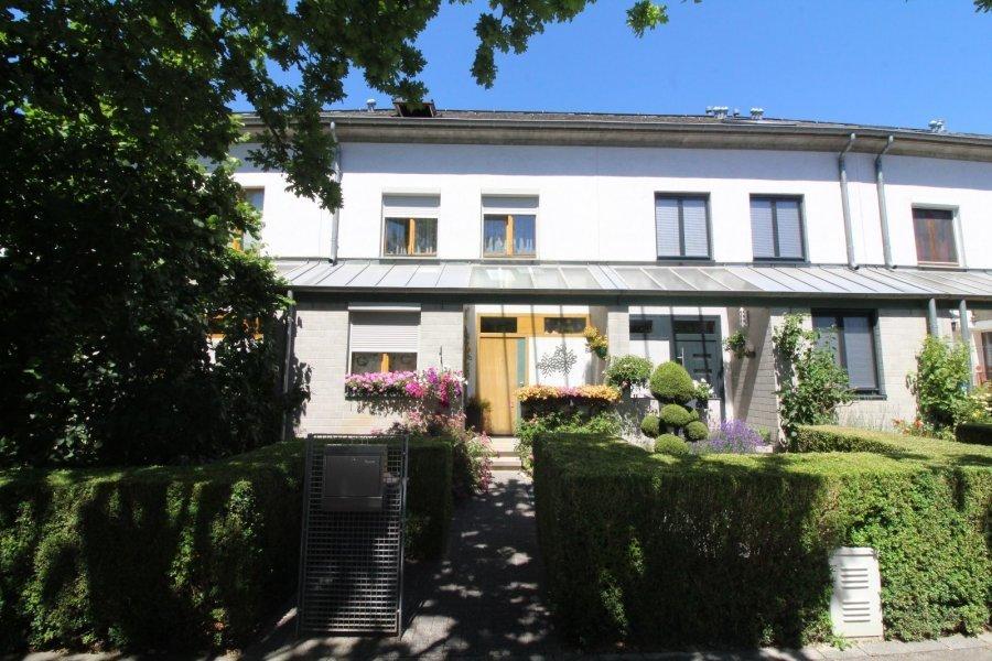 acheter maison mitoyenne 4 chambres 127 m² luxembourg photo 1
