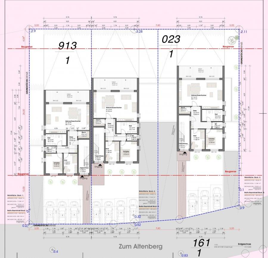 wohnung kaufen 2 zimmer 90 m² merzig foto 5