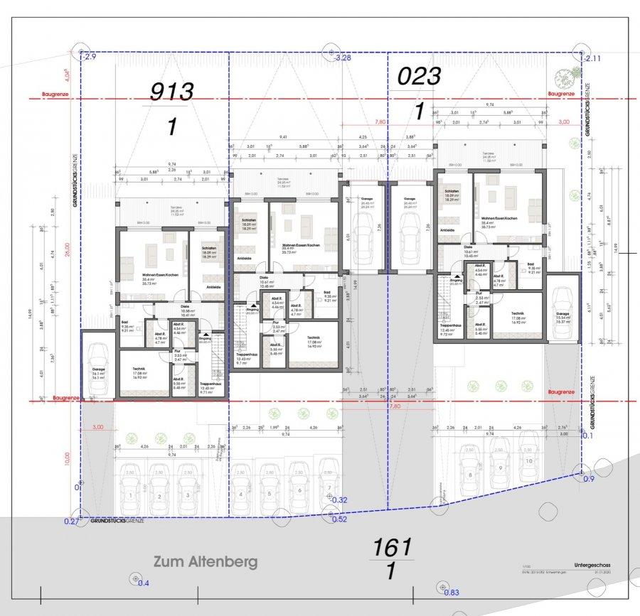 wohnung kaufen 2 zimmer 90 m² merzig foto 7