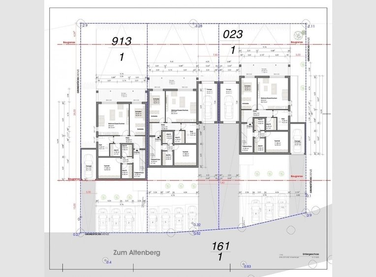 Apartment for sale 2 rooms in Merzig (DE) - Ref. 6667656