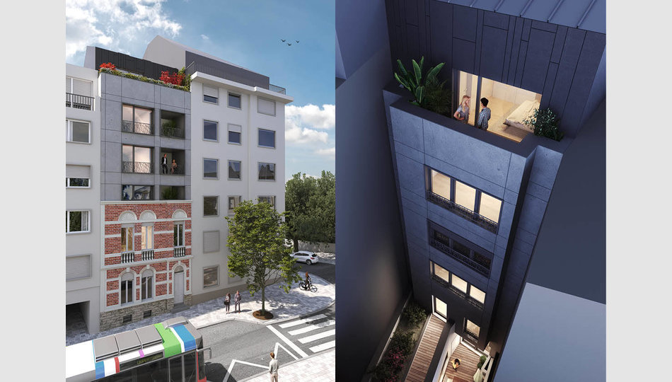 Apartment block for sale in Luxembourg (LU) - Ref. 7082136