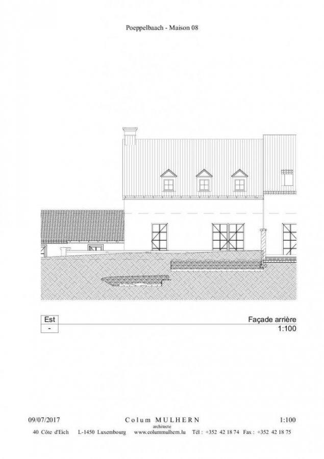acheter maison mitoyenne 3 chambres 170 m² osweiler photo 6