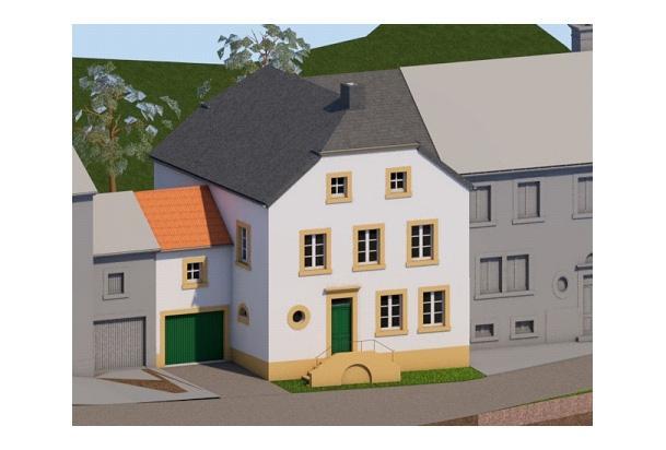 acheter maison mitoyenne 3 chambres 170 m² osweiler photo 4