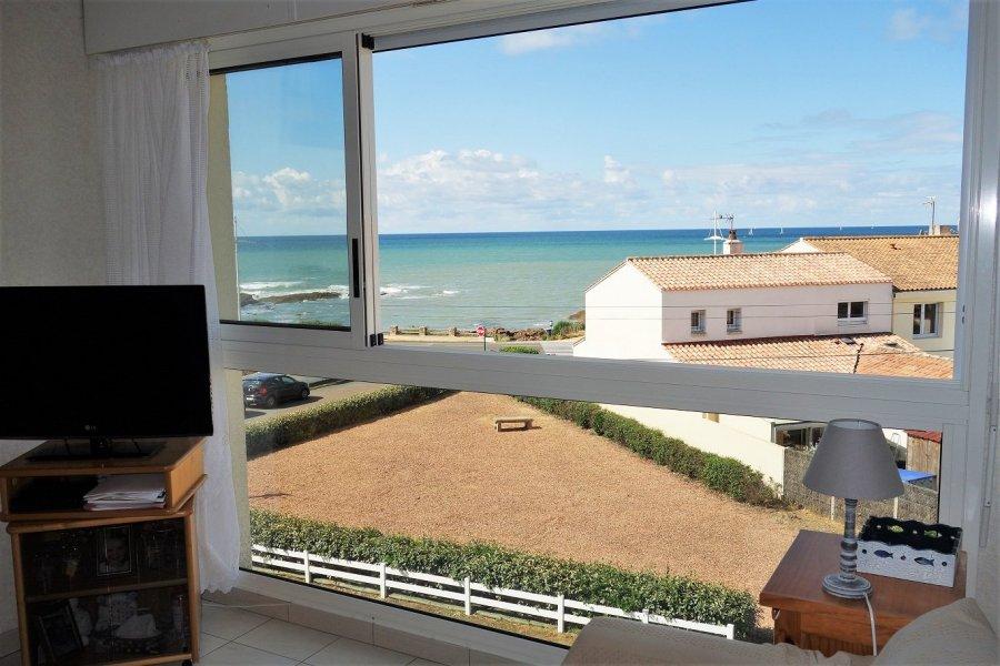 acheter appartement 2 pièces 38 m² les sables-d'olonne photo 1