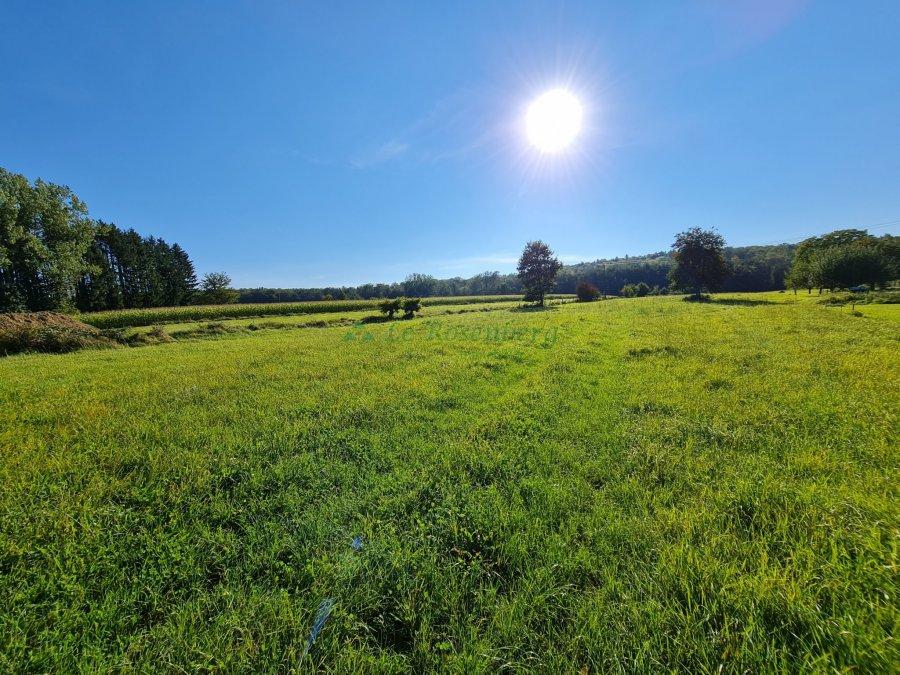 Terrain constructible à vendre à Durmenach