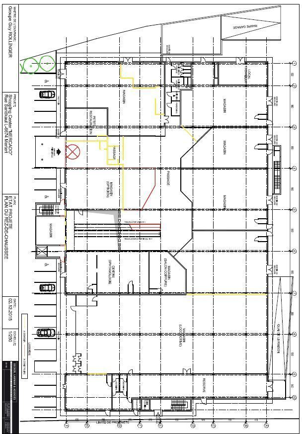 louer local commercial 0 chambre 3500 m² mertert photo 3