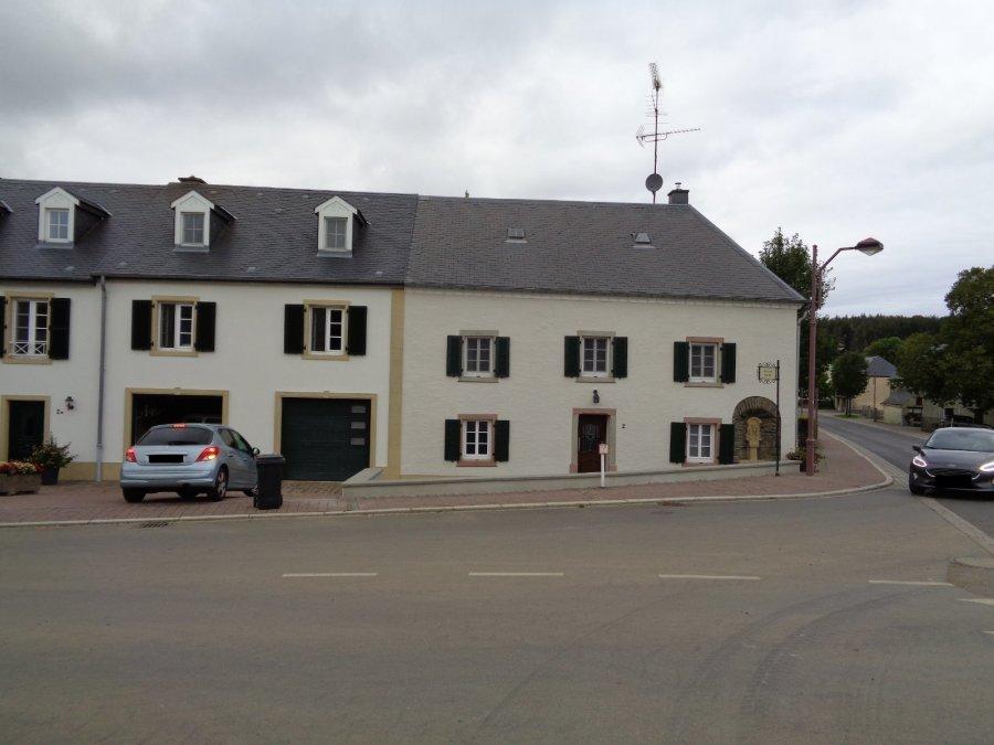 Maison jumelée à louer 3 chambres à Rambrouch