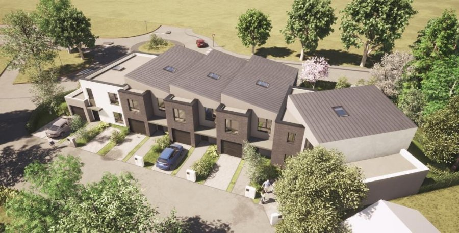 reihenhaus kaufen 5 zimmer 118.54 m² thionville foto 5