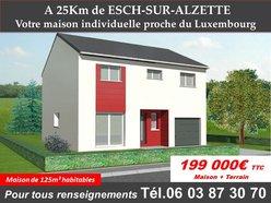 Maison à vendre F6 à Audun-le-Tiche - Réf. 6092696