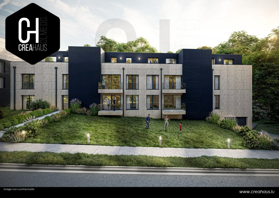 acheter appartement 1 chambre 52.69 m² bridel photo 2