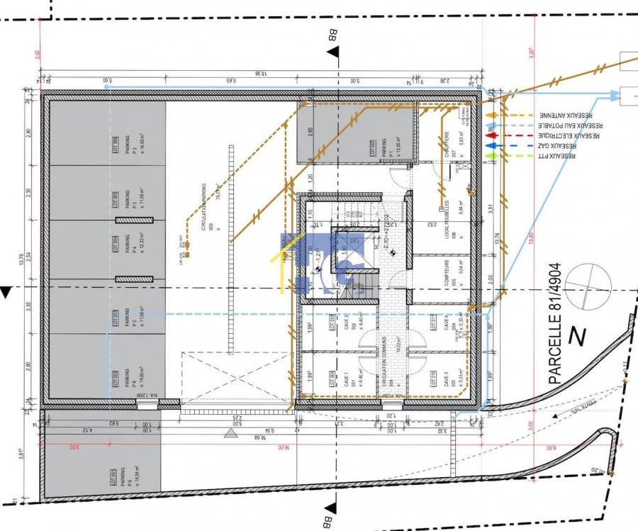 acheter duplex 4 chambres 141.24 m² hobscheid photo 4