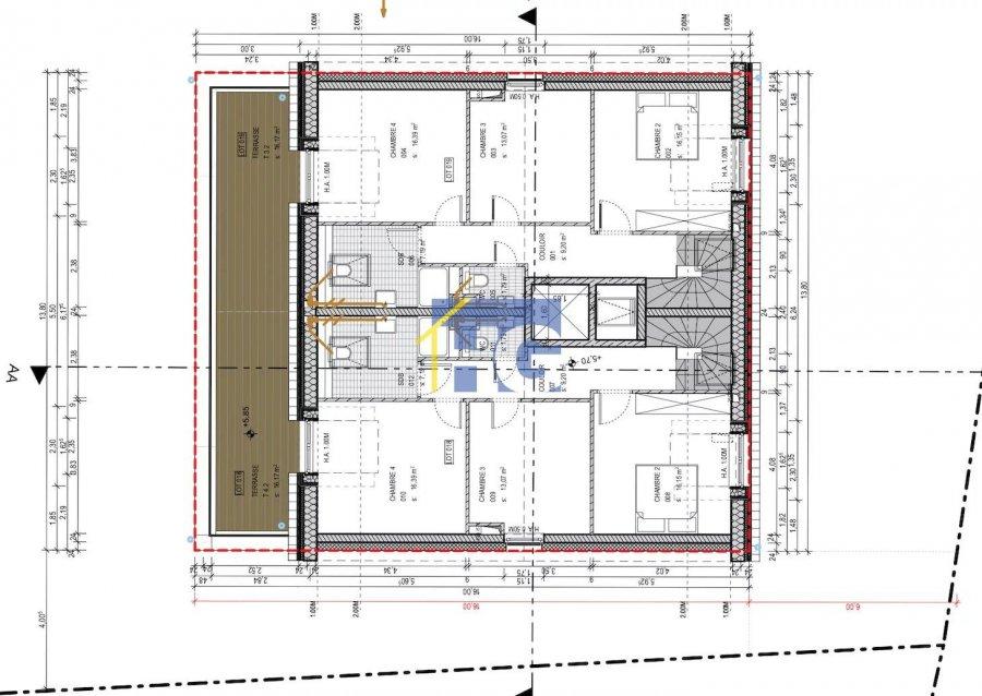 acheter duplex 4 chambres 141.24 m² hobscheid photo 3