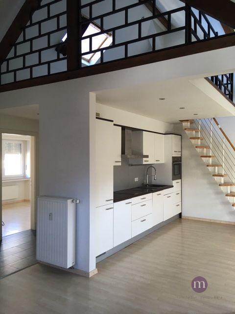 louer duplex 2 chambres 85 m² esch-sur-alzette photo 1