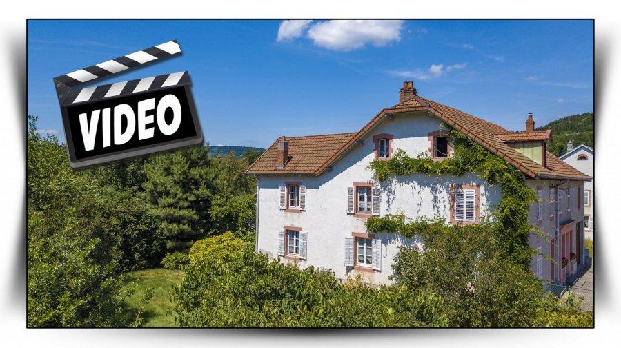 apartment for buy 8 rooms 140 m² plainfaing photo 1