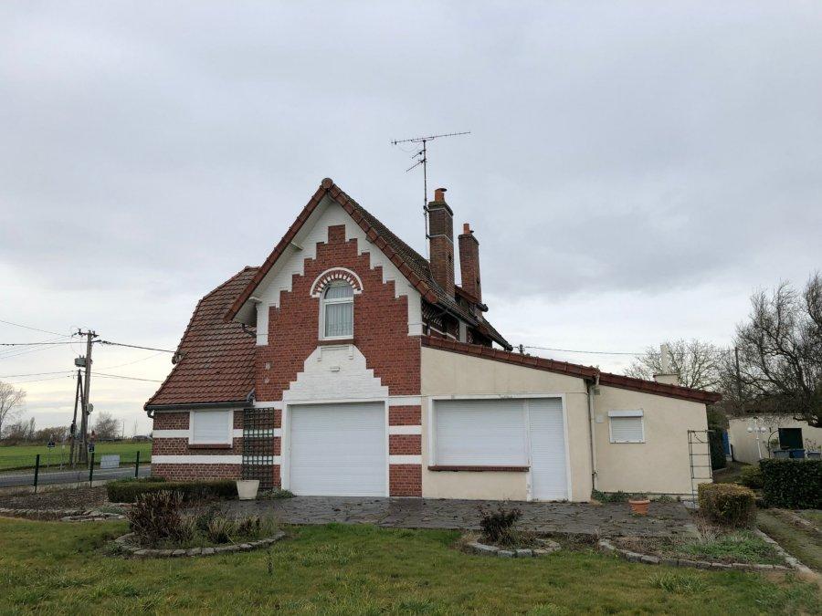 Maison à vendre F6 à Anhiers