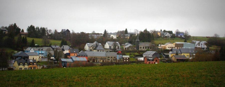 Terrain constructible à vendre à Wolwelange