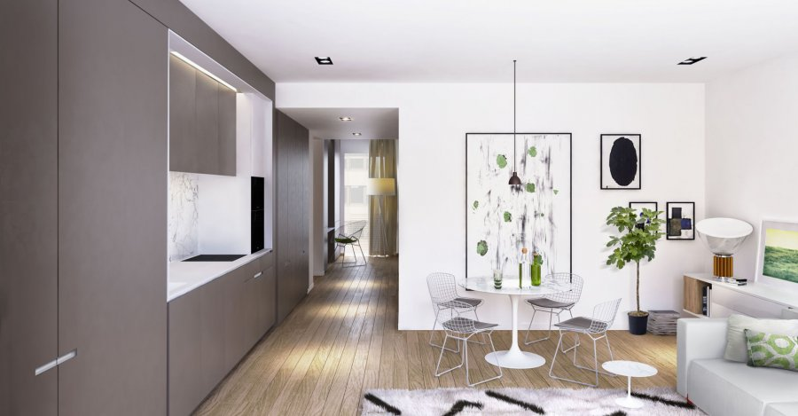 acheter appartement 1 chambre 80 m² luxembourg photo 1