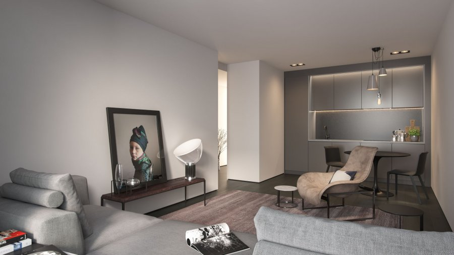 acheter appartement 1 chambre 80 m² luxembourg photo 2