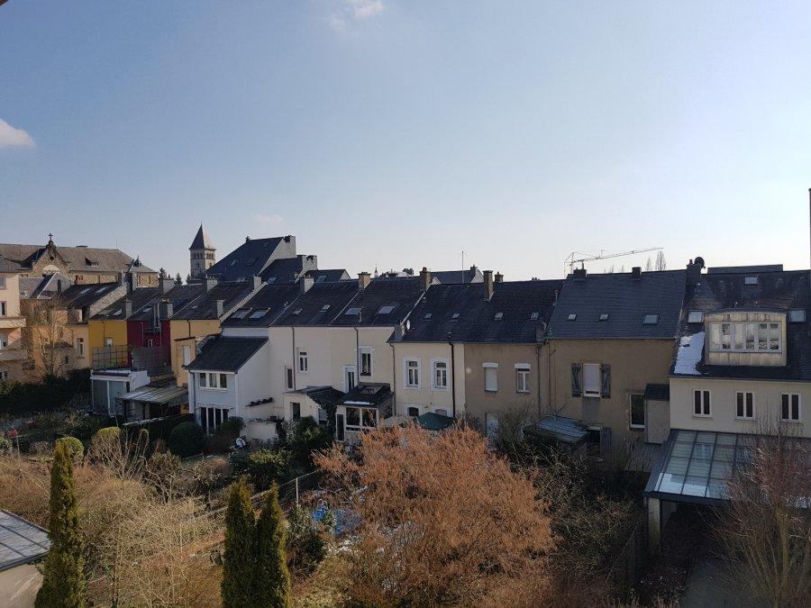 Maison à vendre 4 chambres à Luxembourg-Limpertsberg